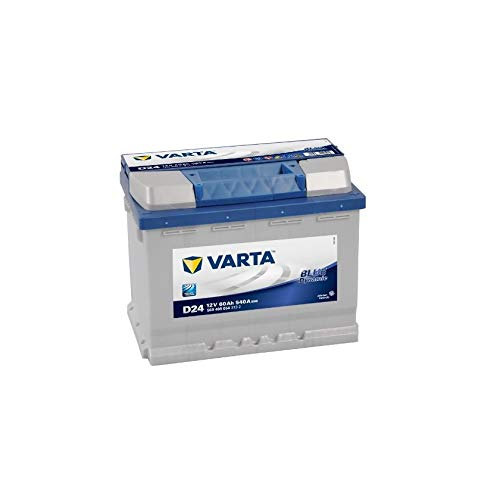 Varta D24 Blue Dynamic Starterbatterie 5604080543132 12V 60Ah 540A