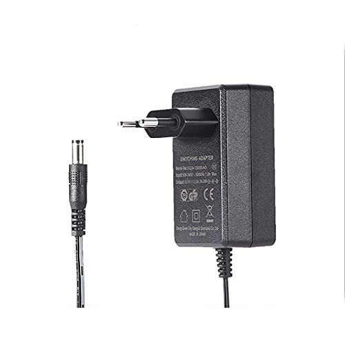 Xunguo 5V AC/DC Adapter Compatible for NOCO Genius Boost Pro GB150 BoostPro Jump Starter 5VDC Power Supply Cord Cable PS Wall Home Battery Charger Mains PSU (Not 12V)