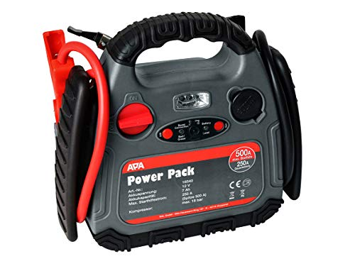 APA 16540 Powerpak mit Kompressor 18 bar