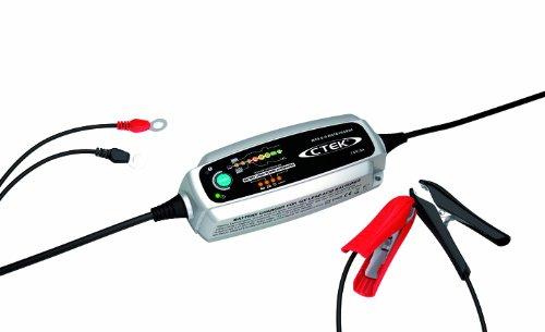 CTEK MXS 5.0 Test And Charge, Intelligentes Multi-Funktions Ladegerät Und Tester In Einem