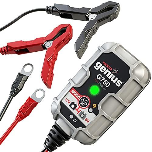 NOCO GBC016 GBC009 18,5 Zoll (470 mm) Verlängerungskabel mit SAE Adapter zum Laden von GB20/GB40/GB50 Boost UltraSafe Lithium Starthilfegeräten