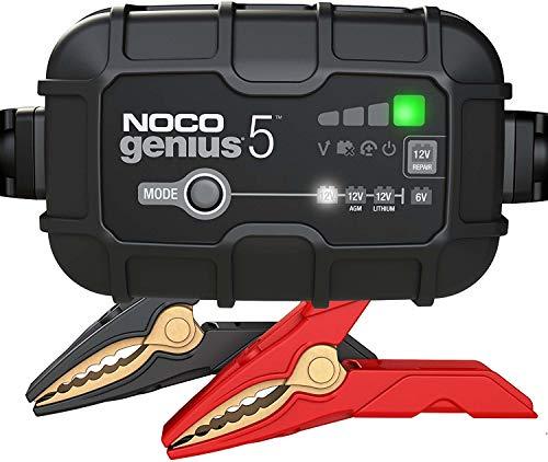 Noco Genius batterieladegerät Genius56/12V 5A 16 x 7 cm schwarz