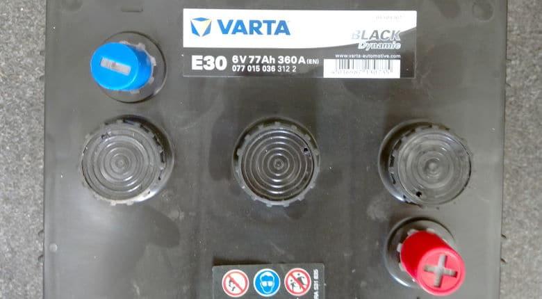Auotbatterie 6V